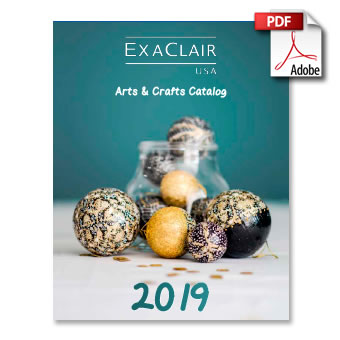 2019 Arts & Crafts Catalog