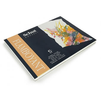Flamboyant watercolor blocks & sheets | Buy Now | Schut Fine Art Paper