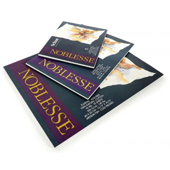 Noblesse watercolor blocks & sheets | Buy Now | Schut Fine Art Paper