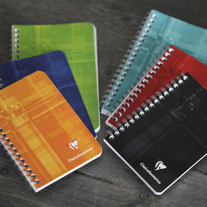 Classic Clairefontaine Notebooks