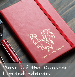 Year of the Rooster Limited Edition Pads