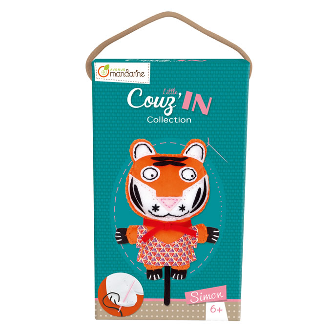 Avenue Mandarine Little Couz'in Sewing Kits